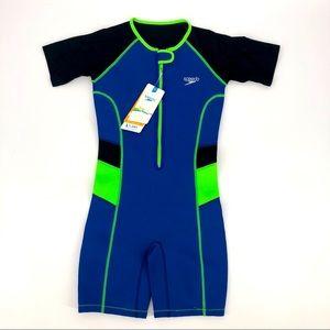 NWT Speedo UV 50+ Thermal Suit